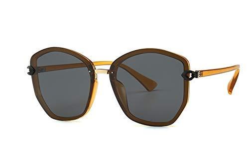 GFF TR90 Cat Eye Sonnenbrille Männer Frauen Mode UV400 Vintage Brille 46098