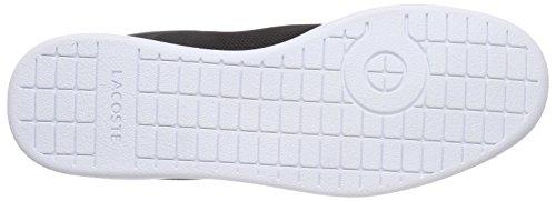 Lacoste ENDLINER 116 2 SPM Herren Sneakers Schwarz (BLACK 024)