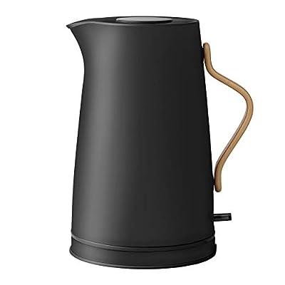 Bouilloire électrique Emma Black Frid@y noir/mat/LxPxH 16x16x26cm