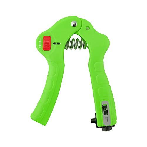 Goodtimes28 Ausverkauf Angebote Einstellbare Schwere Training Grip Hand Gym Power Fitness Handtrainer Green