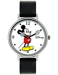 Disney Reloj Análogo clásico para Unisex de Cuarzo con Correa en ...