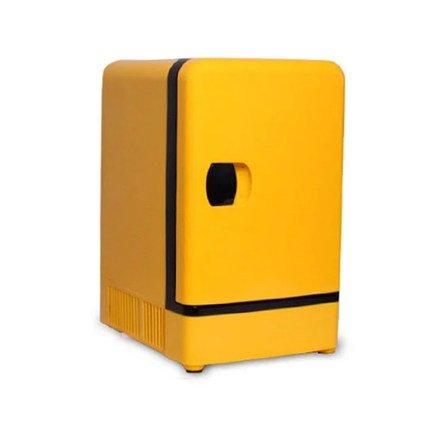 CivilWeaEU Heizung und Kühlung Box Car Kühlschrank Auto Nach Hause Dual-Mini-Kühlschrank Single Door Kühlschrank Kleinen Kühlschrank