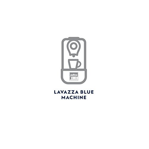 Lavazza Blue Capsules - Espresso Decaffeinato Soave, 28.2-Ounce Boxes (Pack of 100)