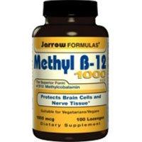 Jarrow Formulas Methyl B12, Methylcobalamin from Jarrow FORMULAS