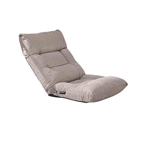 WGXX Silla Plegable Lounge Sofá Cama Plegable Ajustable-14 ...