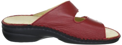 Hans Herrmann Collection 026501-70, Sabot donna Rosso (Rot (Rubin))