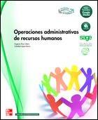 Operaciones administrativas de recursos humanos, grado medio