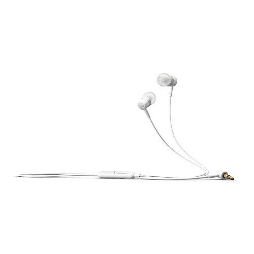 Original Sony Mobile Headset MH-750 Weiss für Sony Xperia Z3 Compact Kopfhörer Ohrhörer In-Ear InEar Stereo + gratis Bildschirm Reinigungspad Mh Compact