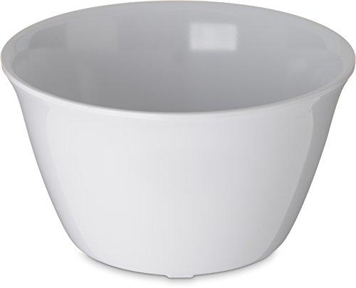 Carlisle (4354002) 8 oz Melamine Dallas Ware??Bouillon Cup [Set of 24] by food service warehouse 8 Oz Bouillon