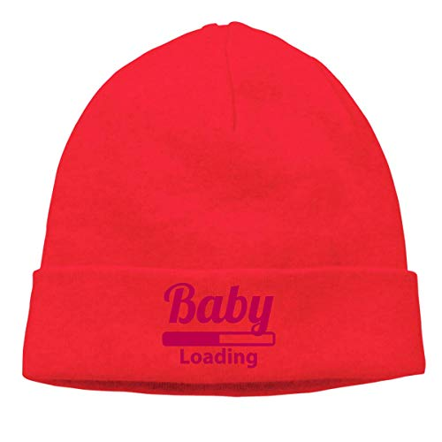 hgfyef Erwachsener Schädel-Kappen-Beanie-Baby-Laden-Strickmütze Headwear-Winter-Warmer Hip-Hop-Hut DIY 13790