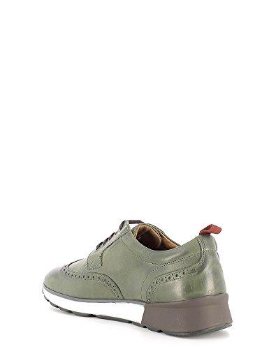 Soldini , Chaussures de ville à lacets pour homme Vert
