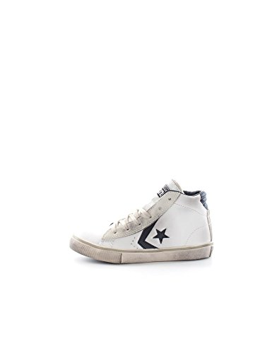 CONVERSE 655123CS PRO LEATHER SNEAKERS White Navy