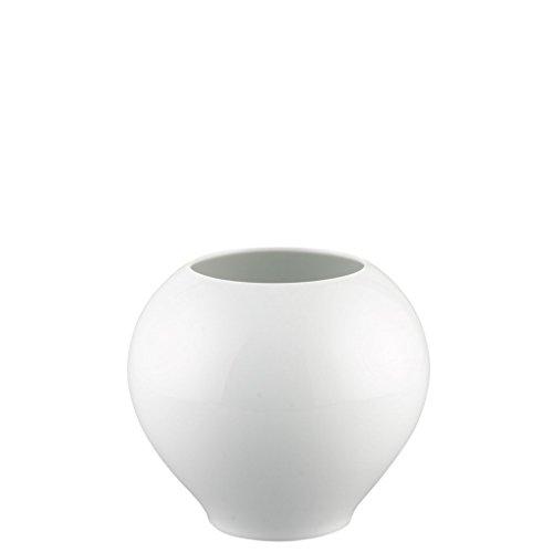 Rosenthal Hutschenreuther Basic-Vasen Vase 16 cm Weiss