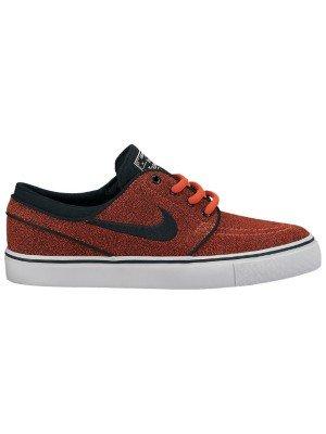 Nike Stefan Janoski Kids Team Orange/Black/Light Ash Grey Team Orange/Black/Light Ash Grey