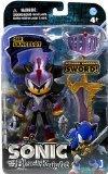 Sonic as Sir Lancelot ~ 5 'Mini-Figure + Shadows Sword: Sonic and the Black Knight...