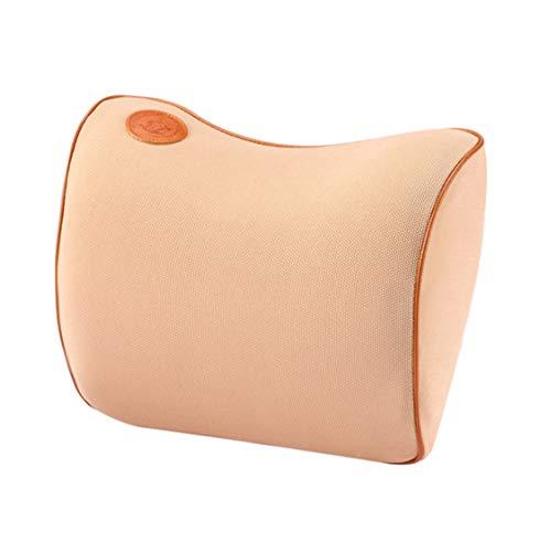Memory Foam Car Cushion Neck Support Pillow Fits Car Driving Travel Kit-Comfort Breathable Car Seat Headrest, Car Neck Kissen Neck Support Support Car-travel-kit