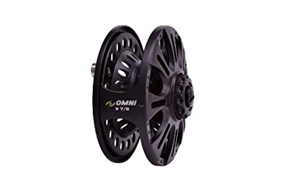 Shakespeare Omni Fly Reel - Black from Shakespeare