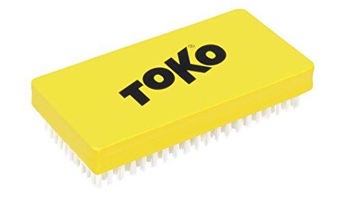 Toko Base Nylon Bürste, Weiß, Einheitsgröße