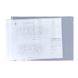 Böck Planschutzhülle DIN A0 900 x 1280 mm 10er Pack