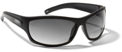 ALPINA Sonnenbrille A 60 Outdoorsport-brille, Black, One Size