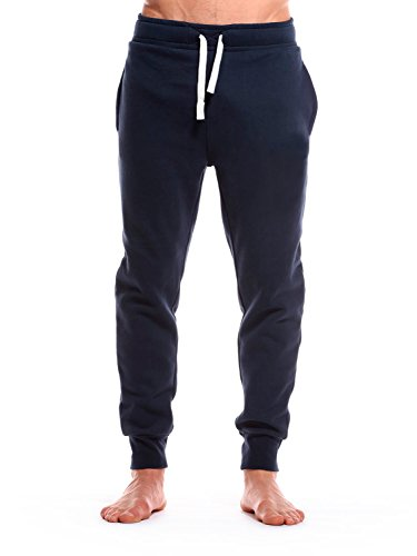 Casual Standard Jogginghose Herren Sweatpants Sporthose Trainingshose Jogger (Fleece-print Trainingshose)