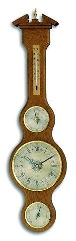 basic-clock-sheraton-wetterstation-eiche-massiv-gratis-eckenlampe-von-carmesin