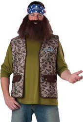 Dynastie De Duck Duck Costume - Duck Dynasty Costume - One Size -