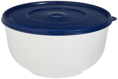 emsa-superline-2143501200-ciotola-per-lievitazione-con-coperchio-5-l-colore-bianco-blu