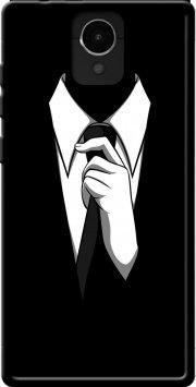 MOBILINNOV Archos Core 50 Mr Black Silikon Hülle Handyhülle Schutzhülle - Zubehor Etui Smartphone Archos Core 50 Accessoires