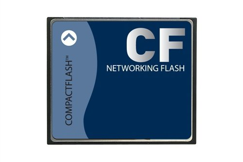 Cisco Systems MEM2800-128CF= Speicher 128 MB Flash Card (Ersatzteil) (Cisco Series 2800)