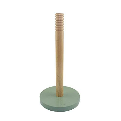 Thai Massivholz Küchenrollenhalter Haushaltsunabhängig Ölabsorbierend Papierhandtuchhalter/Papier Lagerregal Kunststoff Wrap Halter 15,5X32Cm, Kejing Miao - Wrap-halter Papier