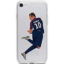 iPhone 6/6S Hülle Fußall - Neymar - Paris Saint Germain - PSG