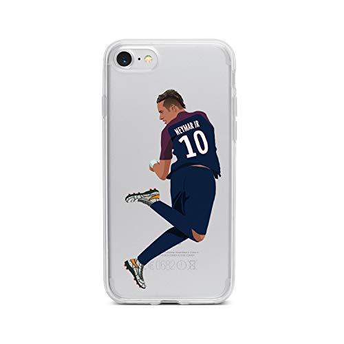 Funda iPhone 6/6S Fútbol - Neymar - Paris Saint Germain