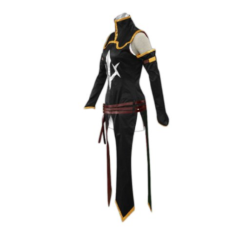 Geass Lelouch Cosplay Kostüm Code - Dream2Reality japanische Anime Code Geass Lelouch of the Rebellion Cosplay Kostuem - C.C 2nd Ver XXX-Large