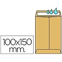 Liderpapel SB45 - Pack de 500 sobres, 100 x 150 mm