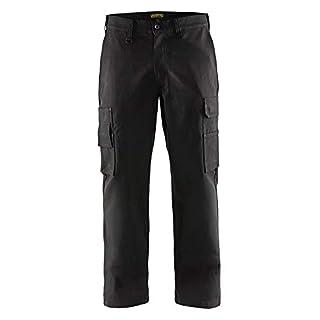 AB Blåkläder | Bundhose Profil, Schwarz, Größe C44