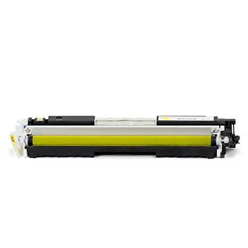 HP 126A Yellow / CE312A Black Toner Cartridge for HP Color LaserJet Pro M175 MFP, M175a MFP, M175nw MFP, M176 MFP, M275 MFP, M275nw MFP, M375nw MFP, M475dn MFP, CP1012, CP1020, CP1025, CP1025nw  available at amazon for Rs.3399