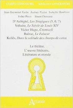 Khâgnes Litterature : Le théâtre, l'oeuvre littéraire, Littérature et morale de Atlande ( 20 novembre 2013 )