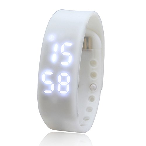 Smartmovement Electronic Wrist Stylish Trend Child Student Lcd Screen Wrist D