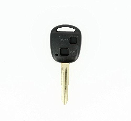 KLEMAX Coque de clé Adaptable pour Toyota référence: TOY25 référence: TOY25