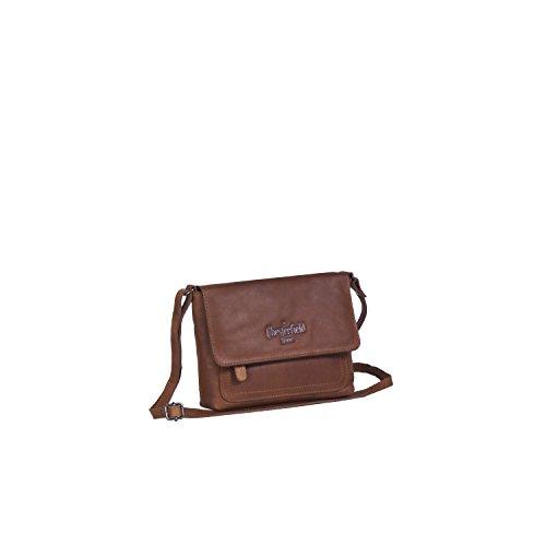The Chesterfield Brand Brooke Mini Bag Umhängetasche Leder 18 cm (Brooke Mini)