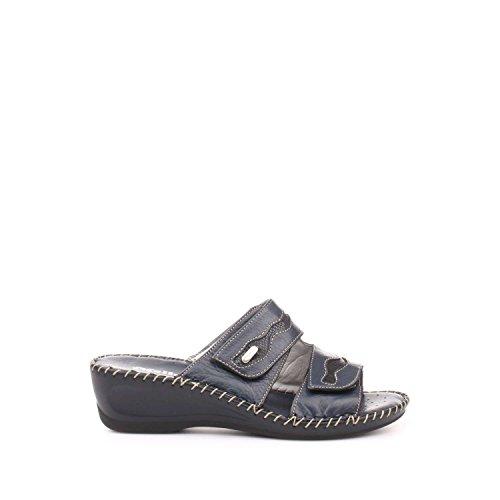 Melluso 09154 Sandalo Donna Blu