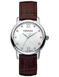 Pontiac Reloj los Mujeres Lancaster P10061