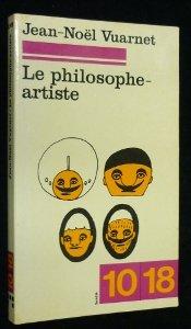 Le philosophe-artiste