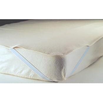 cotonea molton matratzenauflage bio baumwolle 60x120 cm k che haushalt. Black Bedroom Furniture Sets. Home Design Ideas