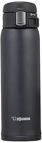 Zojirushi SM-SC48-PV Stainless Steel Mug, 16-Ounce (Gray) by Zojirushi