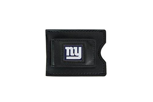 aminco NFL New York Giants Leder Geld Clip und Karte Fall