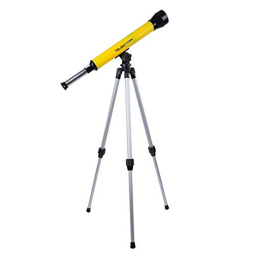 Hey! Play! Telescopio niños trípode-40mm Principiantes