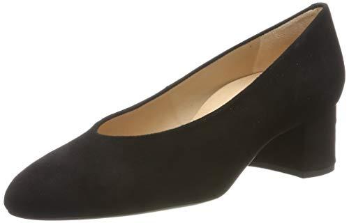 Unisa Loreal_KS, Zapatos de Tacón para Mujer, Negro Black Black, 38 EU