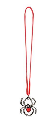 (Boland 74538 - Halskette Ruby spider, Schmuck)